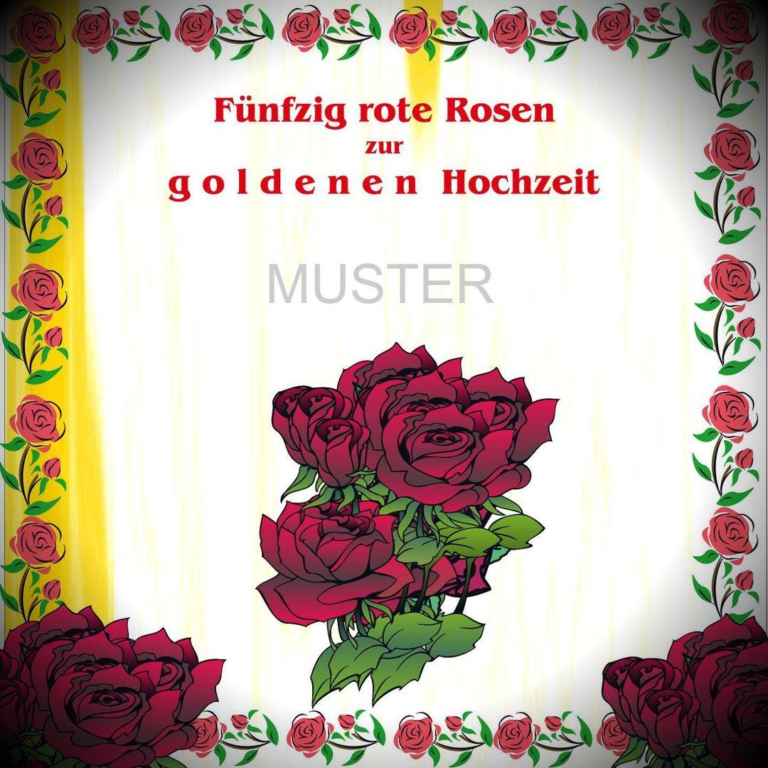 Cd Cover Zum Selbst Drucken 50 Rote Rosen Walzer